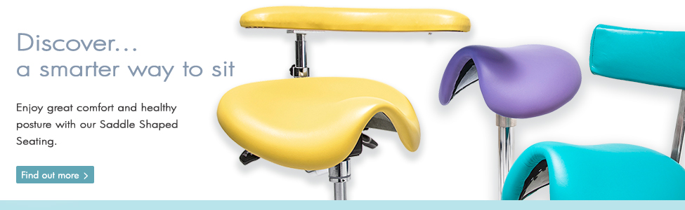 Dental Saddle Stools & Chairs